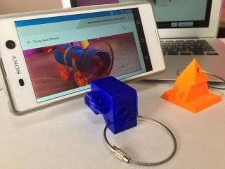 Lablearning@Home 3D printer webinar 'Design your own 3D object' met Blender